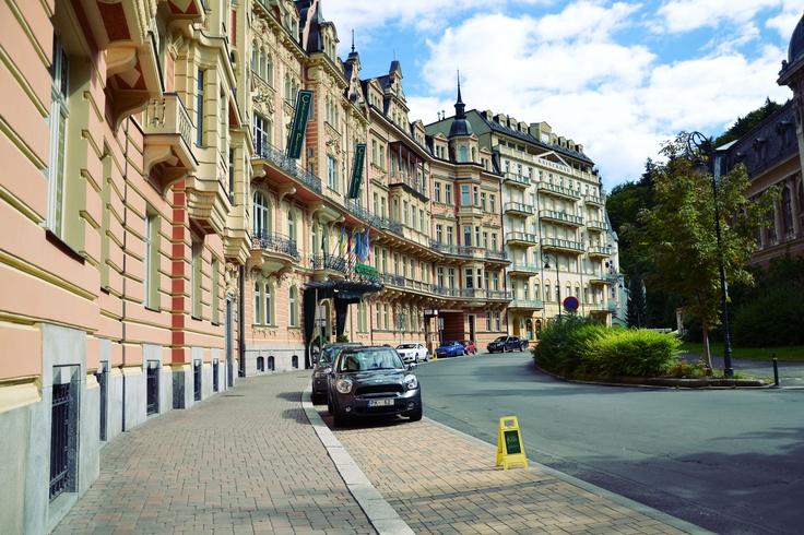 Karlovy Vary - Carlsbad Plaza Hotel