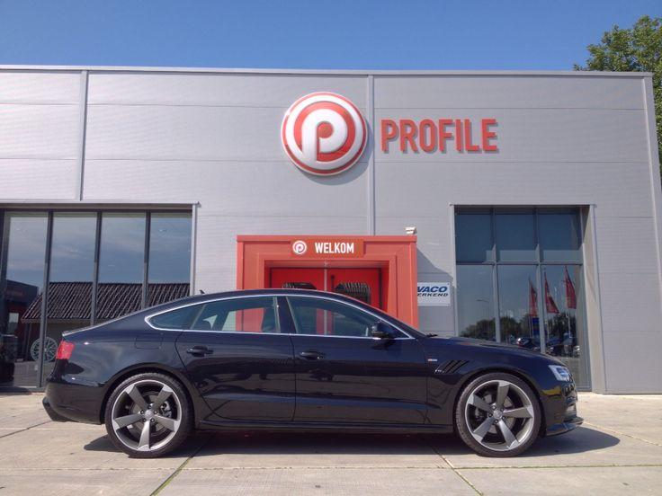 """Audi A5 ABT Edition incl. 21"""" Original Audi RS5 Wheels."""