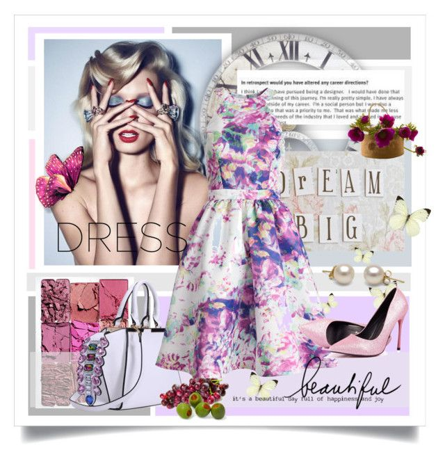 Summer dress by lailah37 on Polyvore featuring moda and Parker