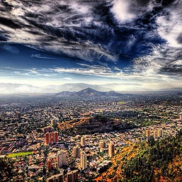 Santiago / Chile By SantiagoAdicto