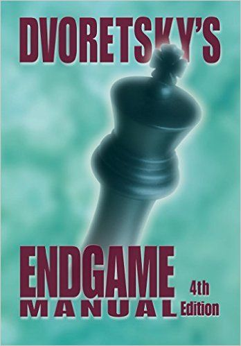Dvoretsky's Endgame Manual: Amazon.co.uk: Mark Dvoretsky, M. I. Dvoreetiskii: 9781941270042: Books