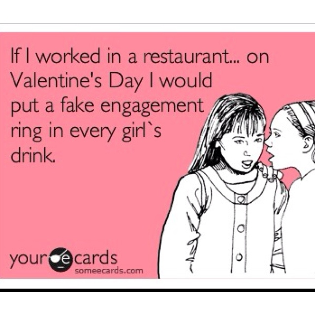 valentine's day meme put a ring in every drink - 17 Best images about Too Funny on Pinterest