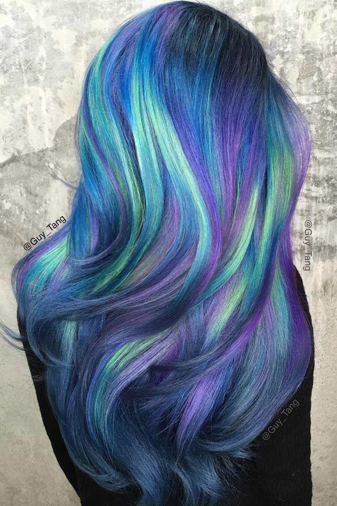 best 20 blue ombre hair ideas on pinterest light blue