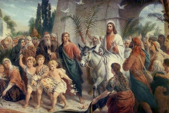 Catholic News World : What is Palm Sunday? SHARE Awesome Video that shows Jesus died for You! #PalmSunday