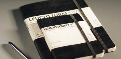 Leuchtturm1917 A5 Soft Cover Notebook – designist
