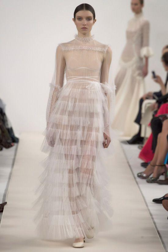 Runway : Valentino Couture, New York