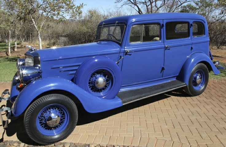 The Canadian-built Dodge that was delivered new to South Africa has been completely restored by the grandsons of the original owners.