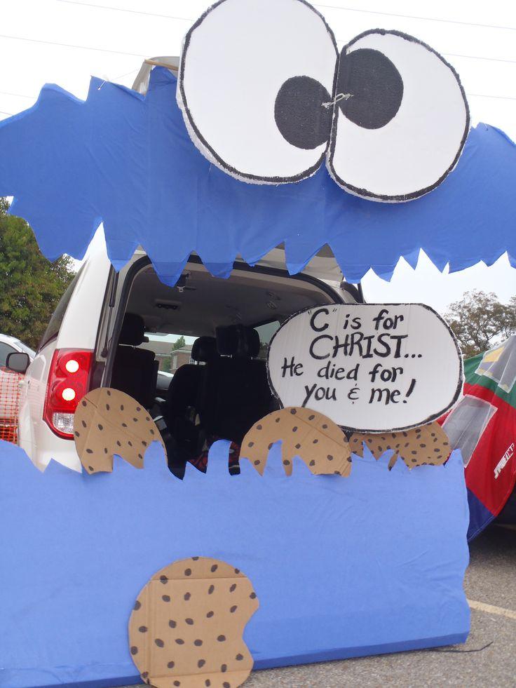 Fall Carnival - Trunk or Treat - C is for Christ - FBC Tallulah, LA