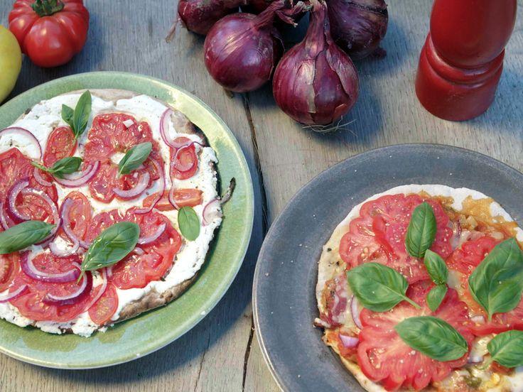 Mandelmanns goda pizzor | Recept från Köket.se