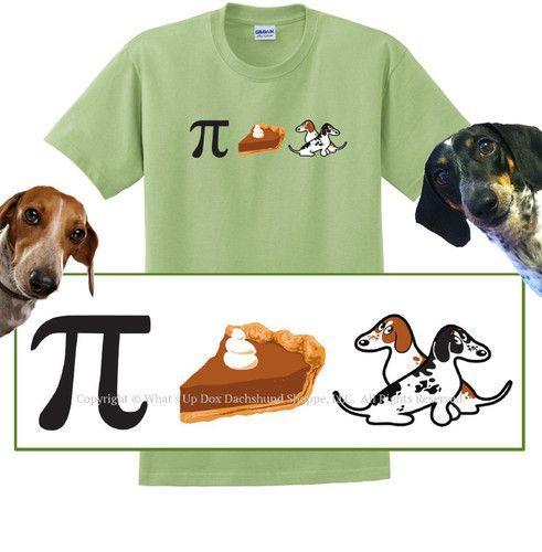 Piebald Dachshund T-shirt