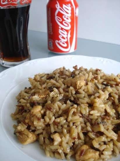 Arroz con Pollo a la Coca-Cola / Coca-Cola Chicken & Rice