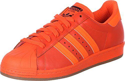 Adidas Superstar 80s Reflective Nite Jogger Sneaker B35386 Solar Orange Gr. 46 (UK 11,0) - http://on-line-kaufen.de/adidas/46-adidas-superstar-foundation-herren-sneakers