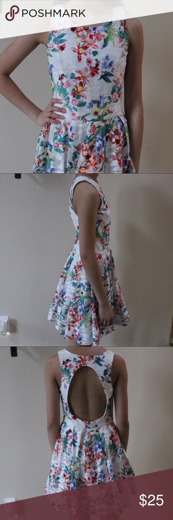 "NWT! Necessary Object fit and flare dress 👗 Brand new! Perfect day dress for pageant appearances, or casual wear, Easter, Sunday best, brunch, etc. Junior M (fits like a 3/5). Model in photo is a 1/3 and 5'"". the dress is a bit big for her on top. 💐🌷💐 Make me an offer! From a clean, smoke and pet hair free home. Necessary Objects Dresses Mini"