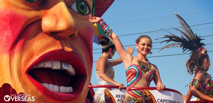 Second-Biggest Carnival In The World- Barranquilla, Colombia