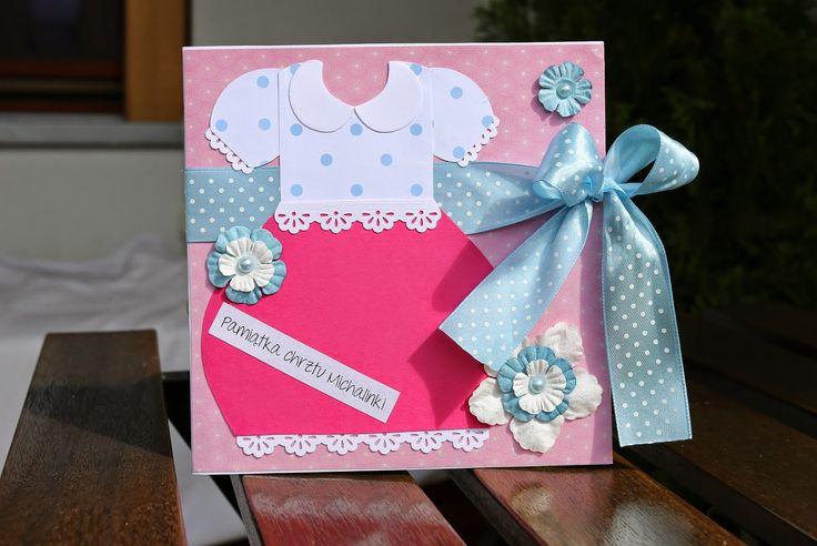 Misz Masz Myszy i Rysia: Karteczka na chrzciny