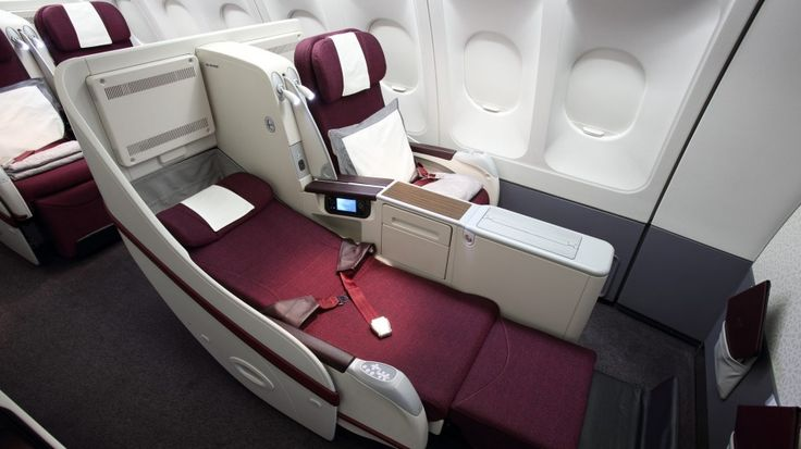 Flight test: The little touches add extra glamour to Qatar Airways