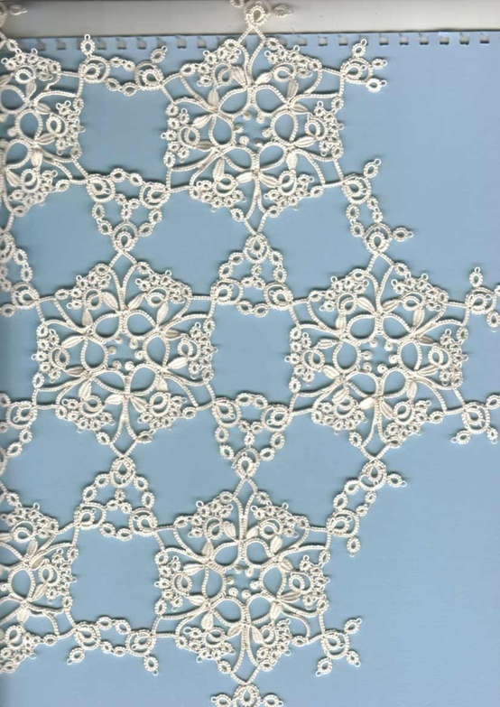 pretty tatting pattern