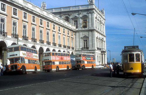 Terreiro do Paço, Lisboa (Express000, 1982)