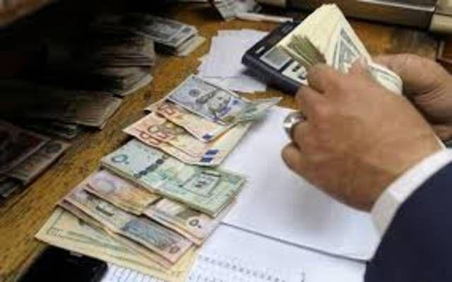 سعر الدولار امام الجنيه المصرى