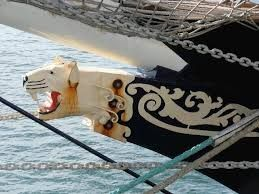 leeuwin training ship - Google Search: figurehead