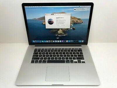 Grade A Apple Macbook Pro 15 Core I7 2 8 Mid 2015 In 2020 Apple Macbook Macbook Pro Macbook Pro Laptop
