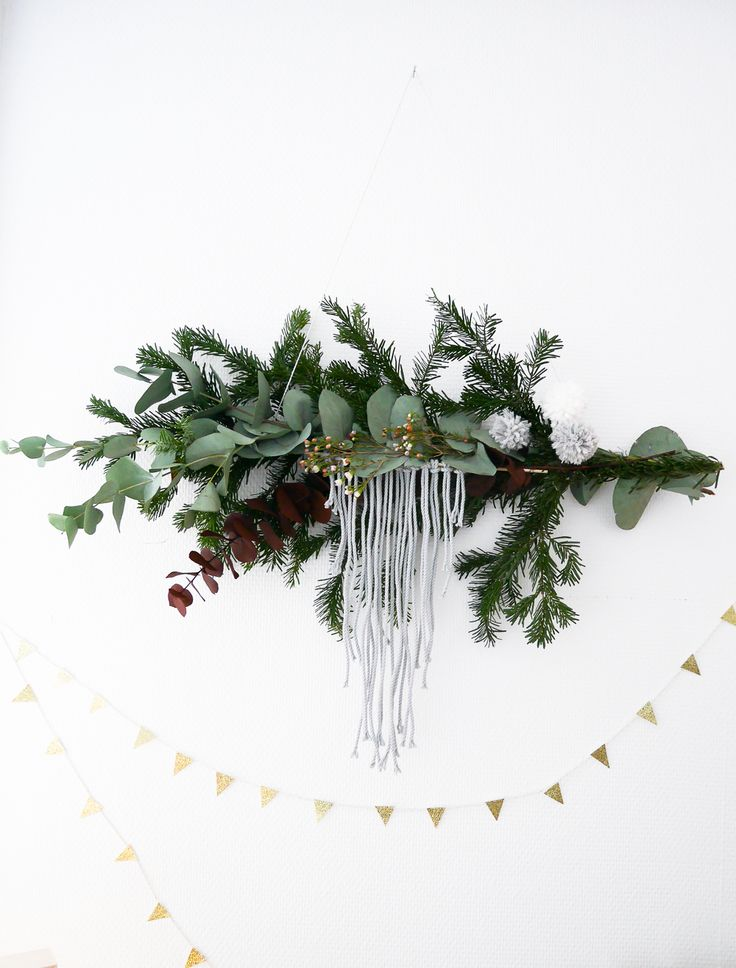 Couronne de Noël (Lily In Wonderland)