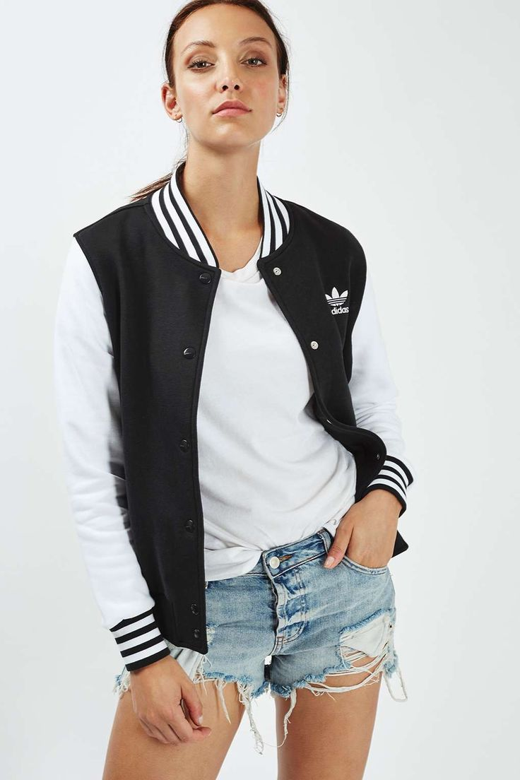 College Bomber Jacket by Adidas Originals
