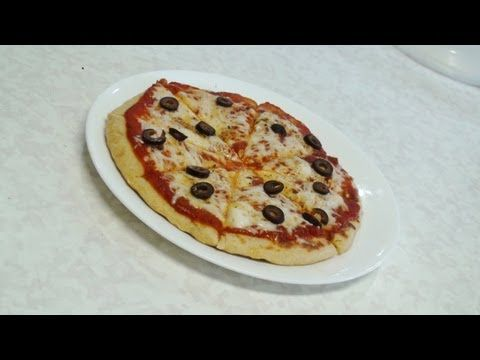 No Oven Pizza - Stove top Pizza - Video recipe by Bhavna - YouTube