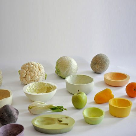 Reversed Volumes by Mischer'Traxler