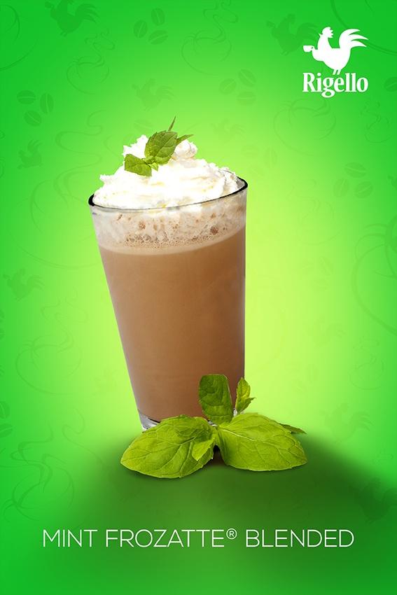 Frozatte® Line: #Mint Frozatte® Blended #Coffee