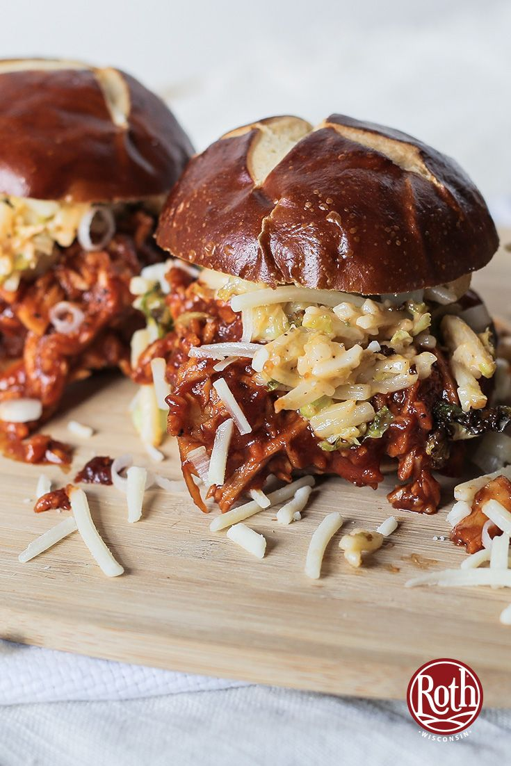 This spicy sprout slaw is going to blow your mind. Use leftover Brussels sprouts and turkey meat to whip up these yummy BBQ sliders.