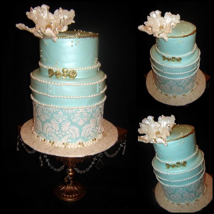 Très 88 best Gateaux de mariage images on Pinterest | Elegant cakes  YJ93