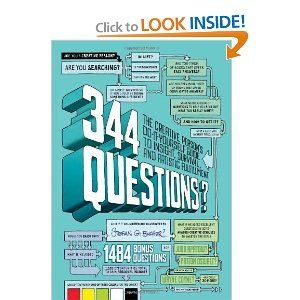 344 Questions: The Creative Person's Do-It-Yourself Guide to Insight, Survival, and Artistic Fulfillment (Voices That Matter): Stefan G. Bucher: 9780321733009: Amazon.com: Books