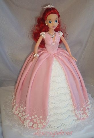 905 best doll cakes images on Pinterest Barbie cake ...
