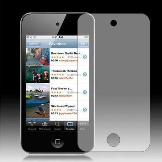 Hurry up!!! #AntiGlare Screen Protector for #iPod Touch 4th Gen is now available just in $2.50 #iPhone #iPad #Apple