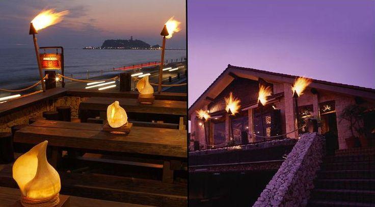 珊瑚礁 七里ヶ浜 (鎌倉)特製カレーが絶品