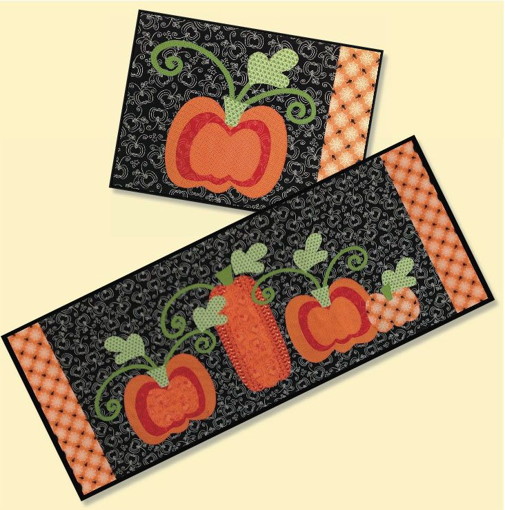 Quilting Digest Free Patterns : 501 best Fall/ Halloween quilting images on Pinterest Autumn quilts, Fall quilts and Halloween ...