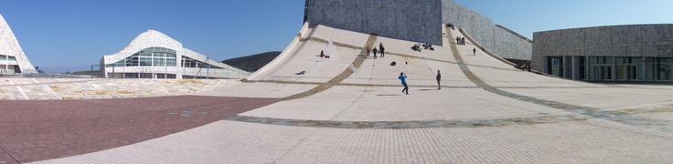 Cidade da cultura de Santiago de Compostela