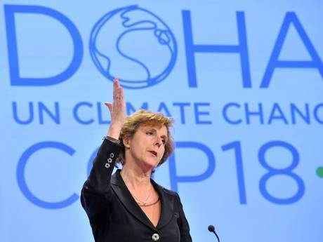 """Fiddling while Rome burns – the £3trn cost of climate delay  Expert warns that Doha agreement to wait until 2020 to tackle global warming is a mistake..."""