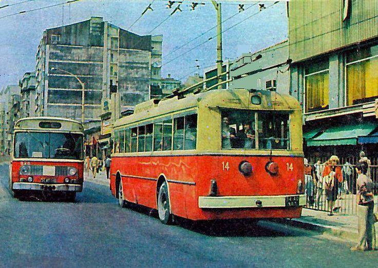 Troleybüs ve Leyland