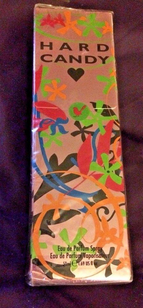 Hard Candy Ladies Perfume - Eau de Parfum Spray 1.69 Fl Oz- 50ml New Sealed #HardCandy