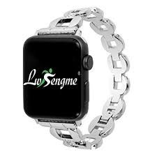 Image result for Lwsengme Stainless Steel Bracelet for Apple iWatch/Apple Watch Series 3/Apple Watch Series 2/ Apple Watch Series 1/Apple Watch Nike+/ Apple Watch Hermès,Edition(42mm-Stainless Steel-Silver-05) https://www.amazon.com/dp/B074CS36RH/ref=cm_sw_r_cp_api_-sVqAb1WM7510