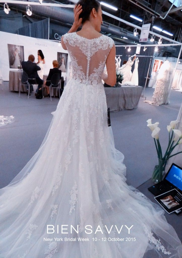 Wedding dress Addicted to Design, 2016 bridal collection Addicted to Love by BIEN SAVVY, @ New York Bridal Week, October 10 - 12 th, 2015