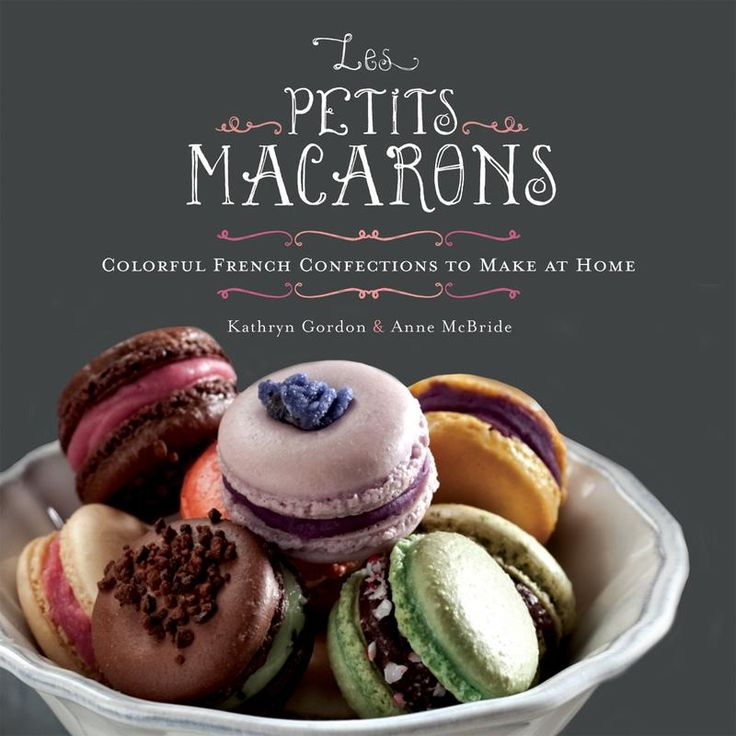 OMG! an actual recipe for the famous macaroons?!?!