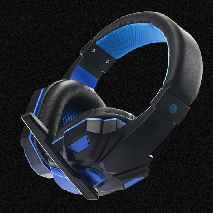 Headphones Surround Stereo Gaming Headset Headband Headphone USB 3.5mm with Mic for PC Headphones High Quality @tw #Affiliate
