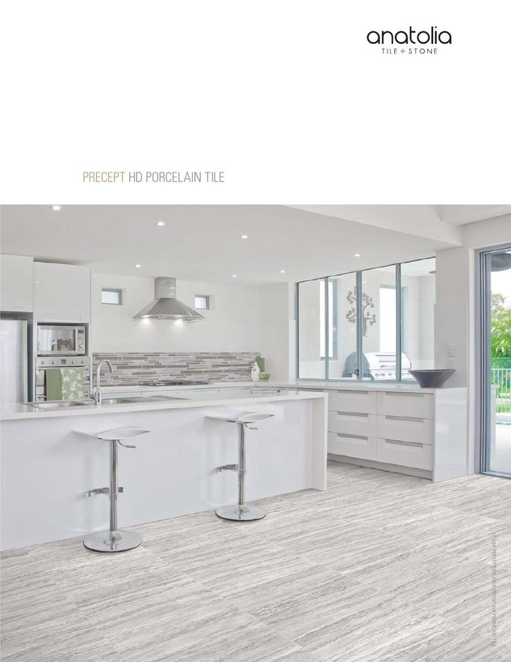Precept Floor & Wall tile. Precept is a glazed white-body porcelain tile. Please visit our website for more information on Precept and to view the rest of our collection: http://www.juliantile.com/
