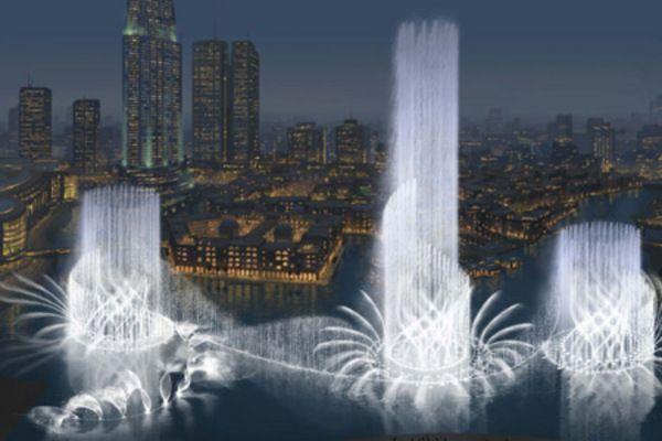 необычные фонтаны мира - Поиск в Google