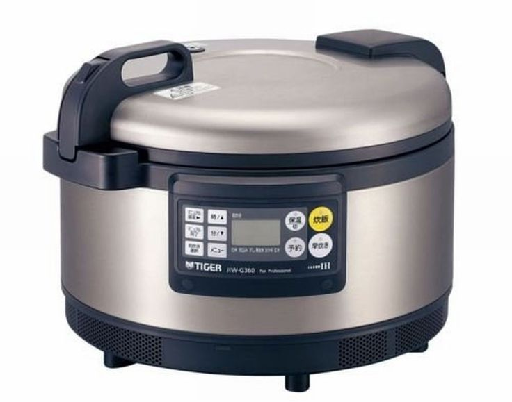 beautiful Tiger Kitchen Appliances #1: Japanese TIGER commercial IH rice cooker JIW-G540 (single-phase) Free  shipping