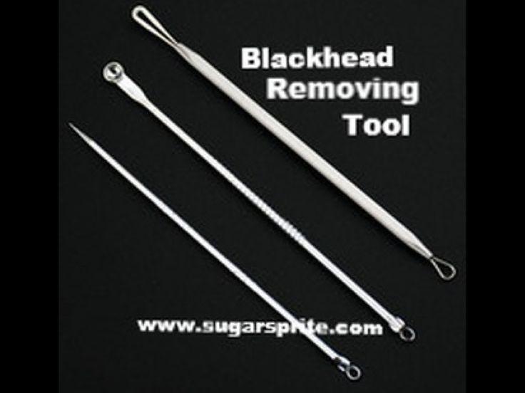 Blackhead removing tool  Www.sugarsprite.com