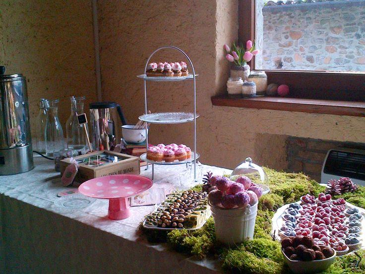 Tea corner in allestimento!